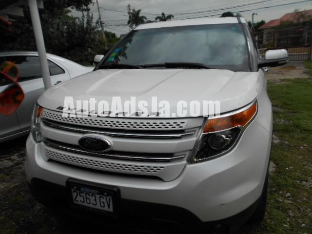 2015 ford explorer limited for sale in kingston st andrew jamaica autoads jamaica. Black Bedroom Furniture Sets. Home Design Ideas