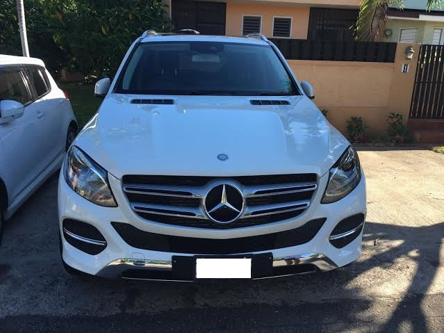 Autoadsja Cars For Sale In Jamaica: 2016 Mercedes Benz GLE 250D For Sale In Kingston / St