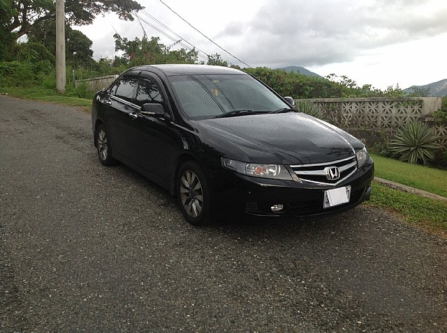 Honda Accord For Sale In Kingston St Andrew Jamaica - Accord for sale