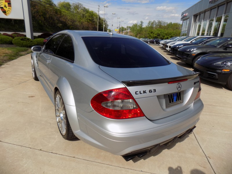 2008 Mercedes Benz CLK63 For Sale In Jamaica