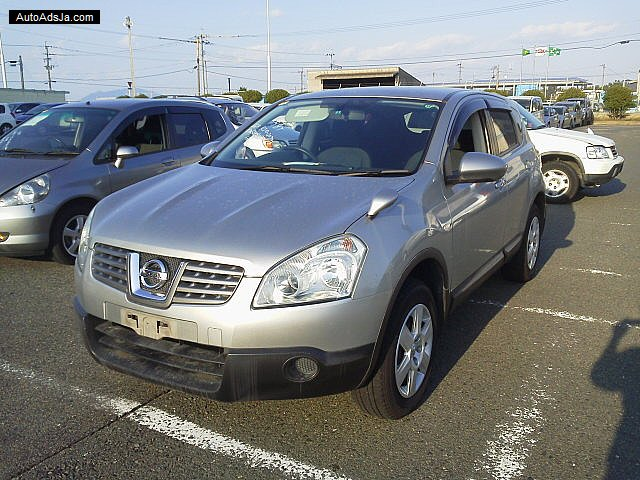 Nissan Dualis For Sale In Kingston St Andrew Jamaica
