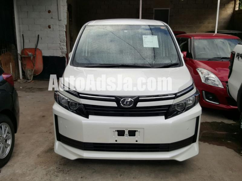 2017 Toyota Voxy For Sale In Kingston St Andrew Jamaica