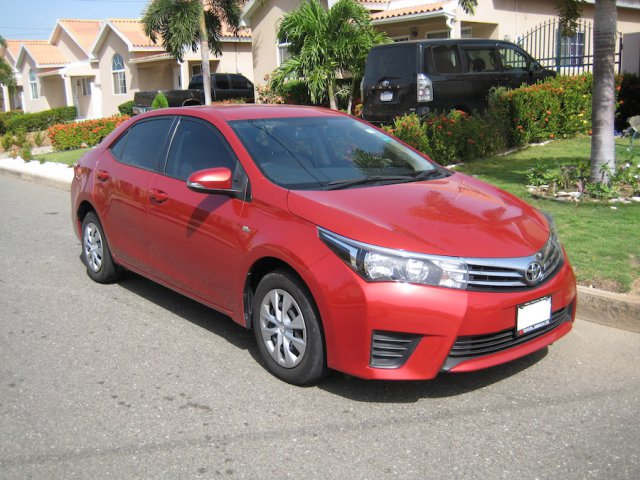2014 toyota corolla for sale in st catherine jamaica autoads jamaica. Black Bedroom Furniture Sets. Home Design Ideas