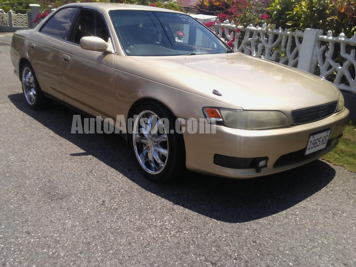 1992 Toyota Mark ll for sale in Manchester, Jamaica | AutoAdsJa com