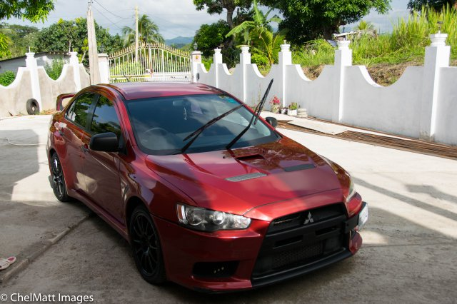 2009 Mitsubishi Lancer Evolution X for sale in Kingston ...