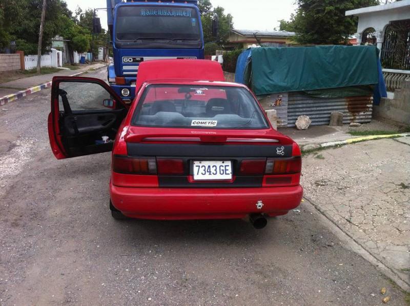 1993 Nissan sentra for sale in Kingston / St. Andrew, Jamaica ...