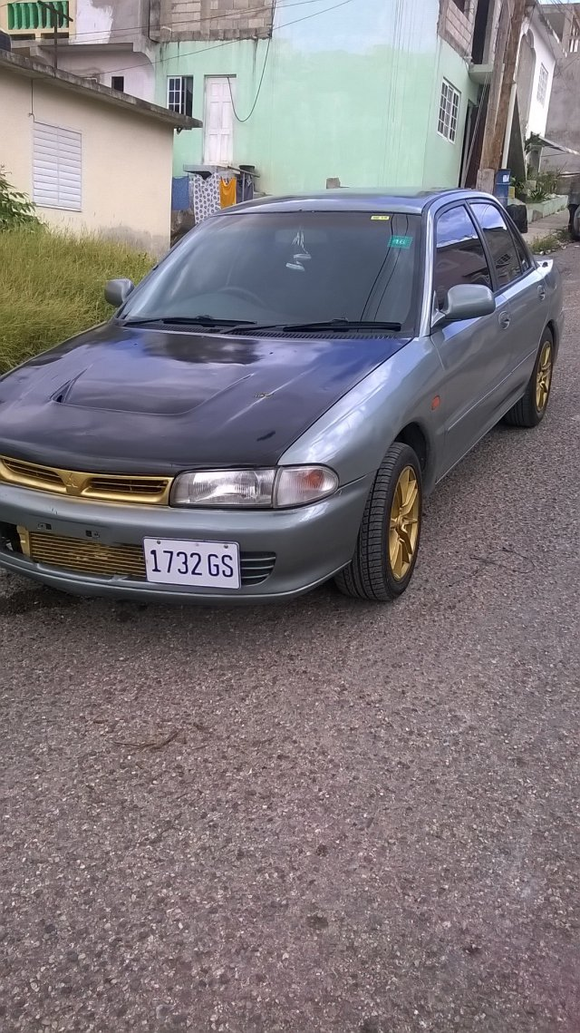 1995 Mitsubishi lancer for sale in St. James, Jamaica ...