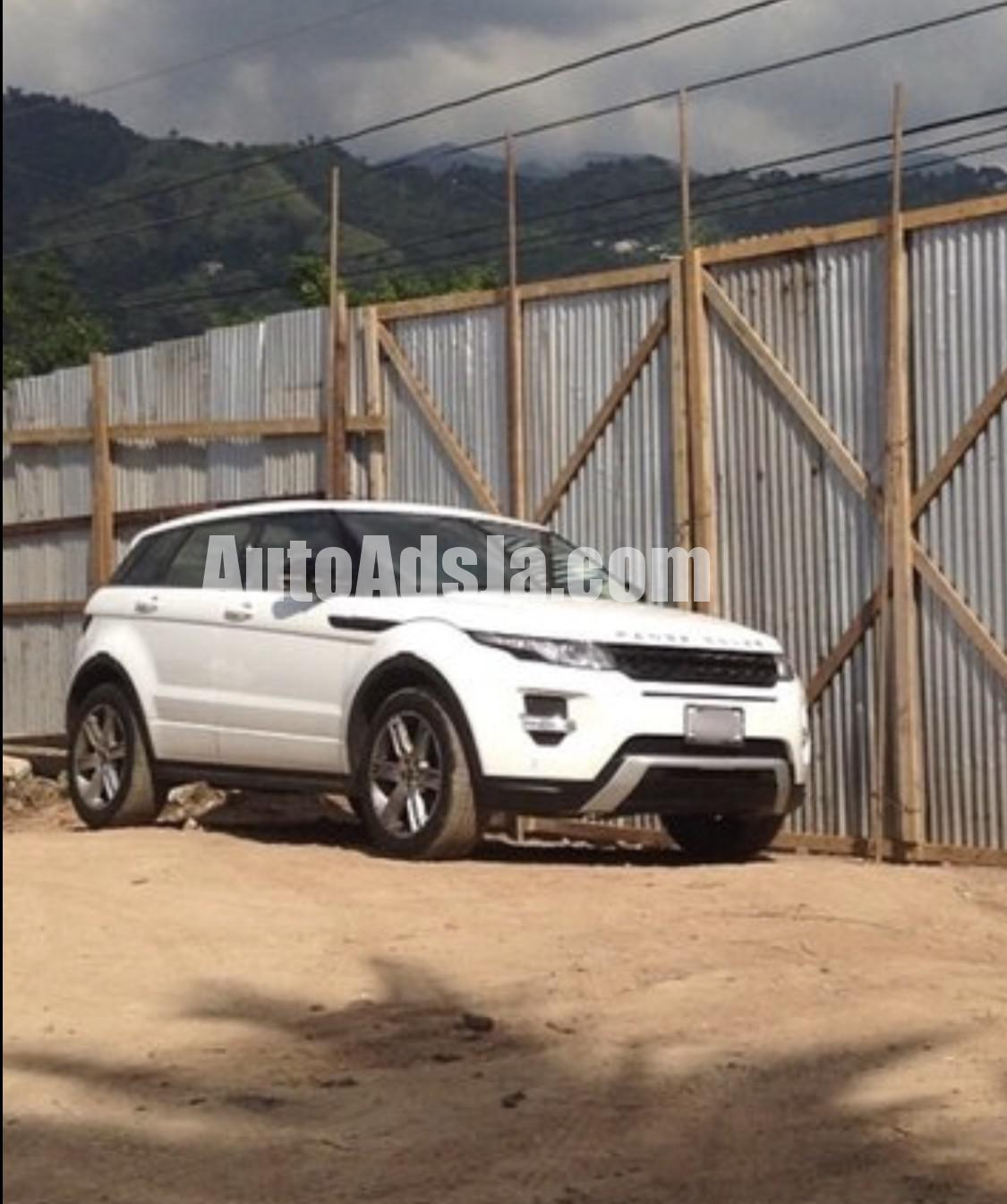 2012 Land Rover Range Rover Evoque For Sale In St. James