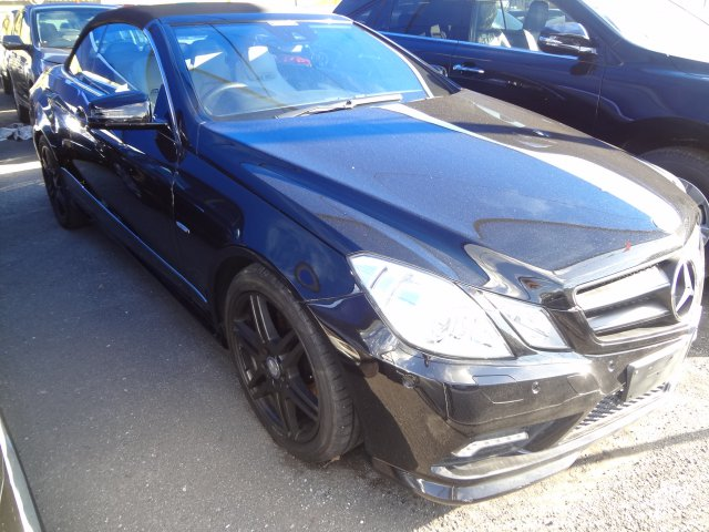 2010 Mercedes Benz EClass Cabriolet E250 For Sale In