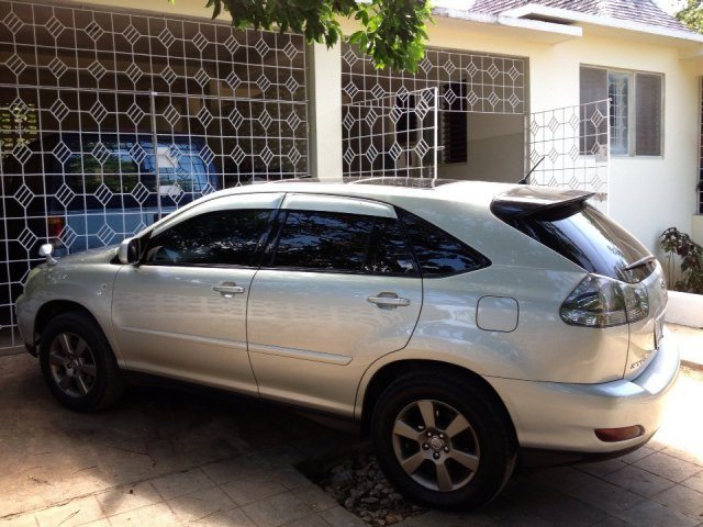 Autoadsja Cars For Sale In Jamaica: 2003 Toyota Harrier For Sale In St. Mary, Jamaica