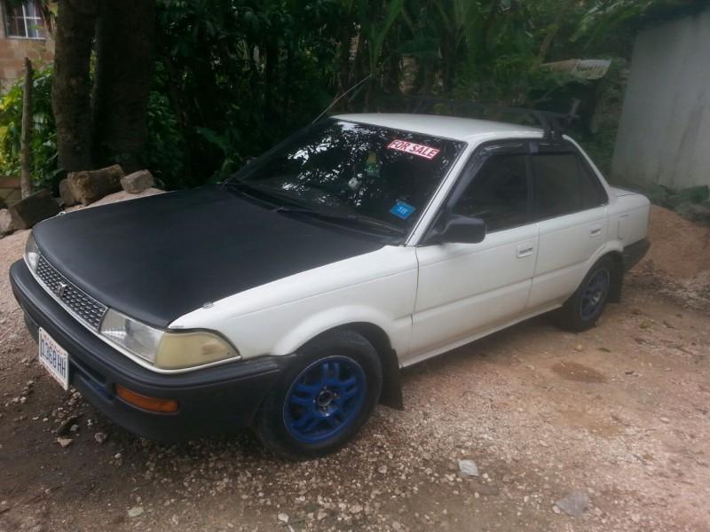 Toyota 91 Flatty For Sale In Jamaica: 1989 Toyota Flatty For Sale In Clarendon, Jamaica