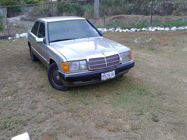 1992 mercedes benz 190e for sale in manchester jamaica for Mercedes benz jamaica