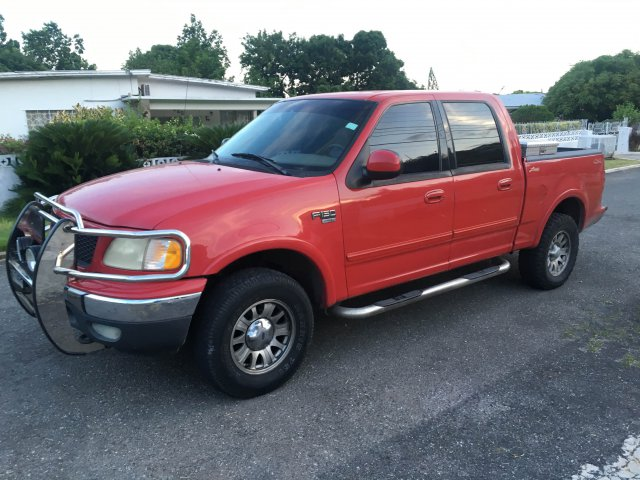 2002 Ford F150 For Sale >> 2002 Ford F150 For Sale In Kingston St Andrew Jamaica Autoadsja Com