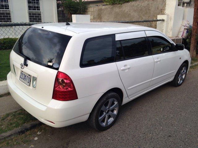 Autoadsja Cars For Sale In Jamaica: 2005 Toyota Fielder For Sale In St. Catherine, Jamaica