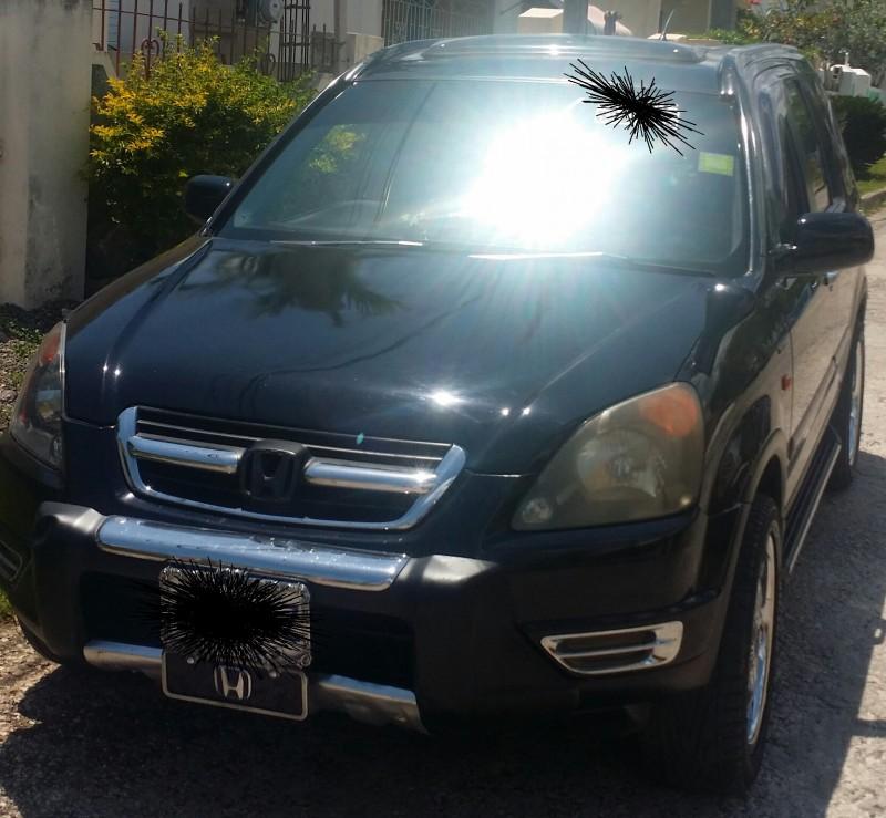 2004 Honda Crv For Sale In St. Ann, Jamaica