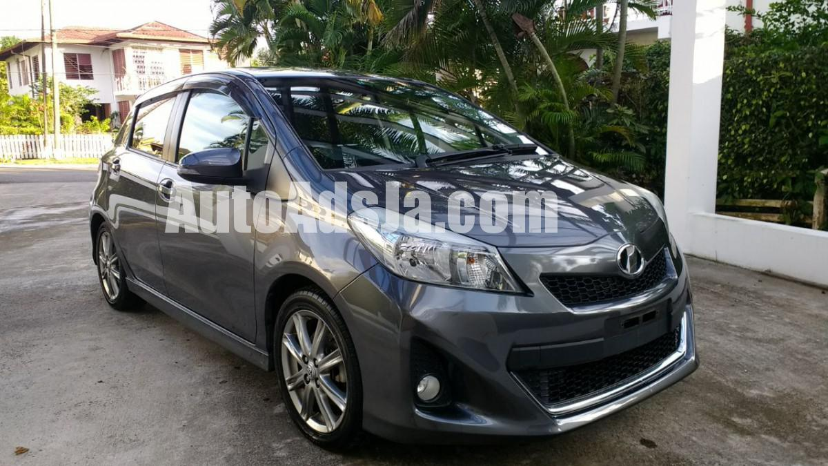 Autoadsja Cars For Sale In Jamaica: 2013 Toyota Vitz RS