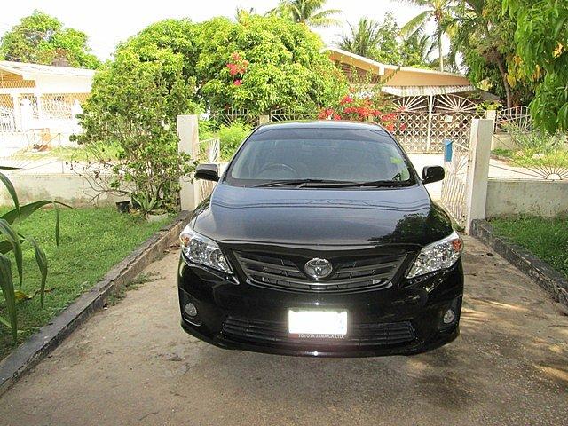 2011 Toyota Corolla For Sale In Jamaica Autoads Jamaica