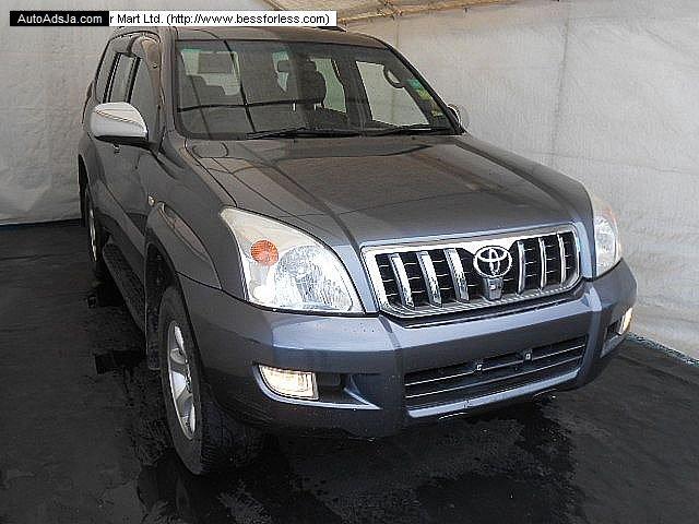 2008 Toyota Prado For Sale In St Mary Jamaica Autoadsja Com