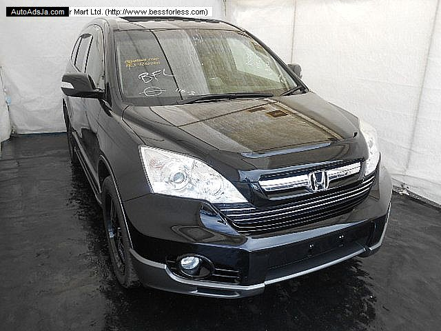 2008 Honda Crv Zl Pkg For Sale In Jamaica Autoadsja Com