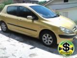 '02 Peugot 307 for sale in Jamaica