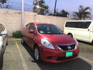 '13 Nissan versa for sale in Jamaica