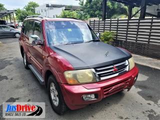 2001 Mitsubishi PAJERO for sale in Kingston / St. Andrew, Jamaica