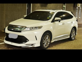 2019 Toyota Harrier for sale in Kingston / St. Andrew, Jamaica