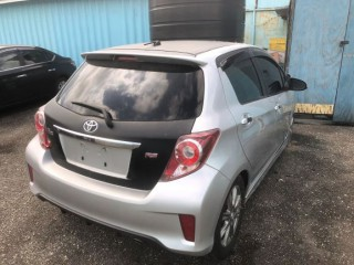 2011 Toyota Vitz RS Front Damaged for sale in St. Mary, Jamaica