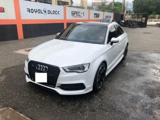 '16 Audi S3 SLINE for sale in Jamaica