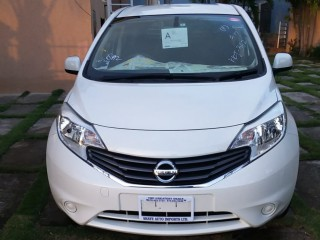 2014 Nissan Note DIGS for sale in Manchester, Jamaica