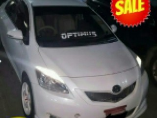 '11 Toyota Belta for sale in Jamaica