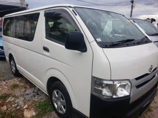2016 Toyota Hiace petrol for sale in Kingston / St. Andrew, Jamaica