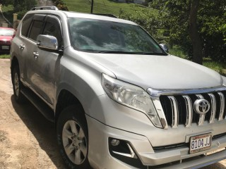 2015 Toyota Prado land cruiser for sale in Manchester, Jamaica