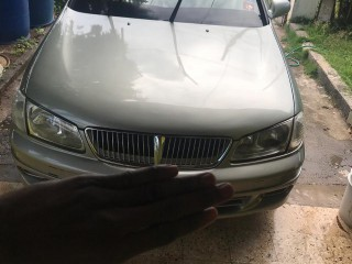 '01 Nissan Bluebird for sale in Jamaica