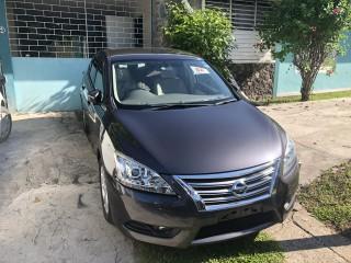 '13 Nissan Bluebird for sale in Jamaica