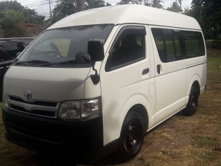 2012 Toyota Hiace High Top for sale in Kingston / St. Andrew, Jamaica
