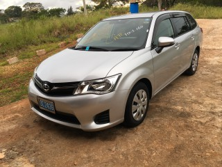 2014 Toyota Corolla Fielder 2 Wheel Drive for sale in Manchester, Jamaica