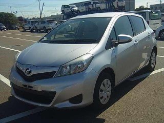 2013 Toyota Vitz 1300 CC for sale in Kingston / St. Andrew, Jamaica