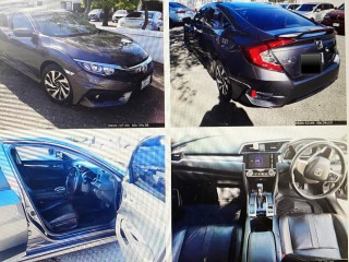 2016 Honda Civic for sale in Kingston / St. Andrew, Jamaica