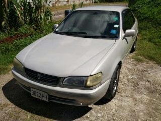 1999 Toyota Corolla for sale in Jamaica
