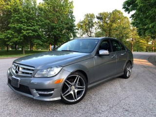 2012 Mercedes Benz cclass for sale in St. Mary, Jamaica