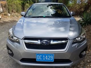 2014 Subaru Impreza sports eyesight for sale in Kingston / St. Andrew, Jamaica
