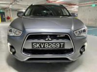 2015 Mitsubishi ASX best offer or 100 financing for sale in Kingston / St. Andrew, Jamaica