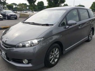 2015 Toyota WISH for sale in St. James, Jamaica