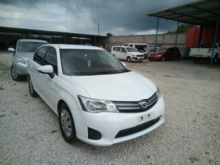 2014 Toyota Axio for sale in Clarendon, Jamaica