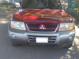 2004 Mitsubishi Pajero for sale in Jamaica