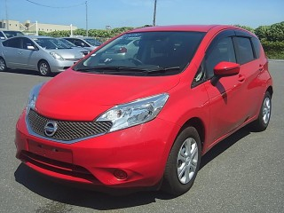 '16 Nissan Note for sale in Jamaica