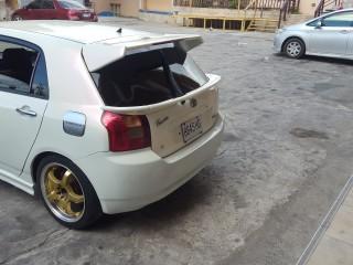 '02 Toyota Runx for sale in Jamaica