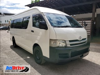 2010 Toyota Hiace for sale in Kingston / St. Andrew, Jamaica