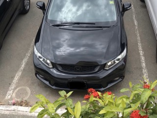 2014 Honda Civic  RHD for sale in Kingston / St. Andrew, Jamaica